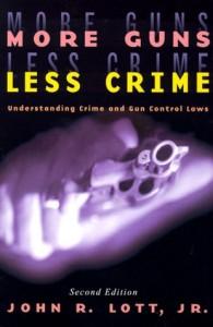 more guns less crime
