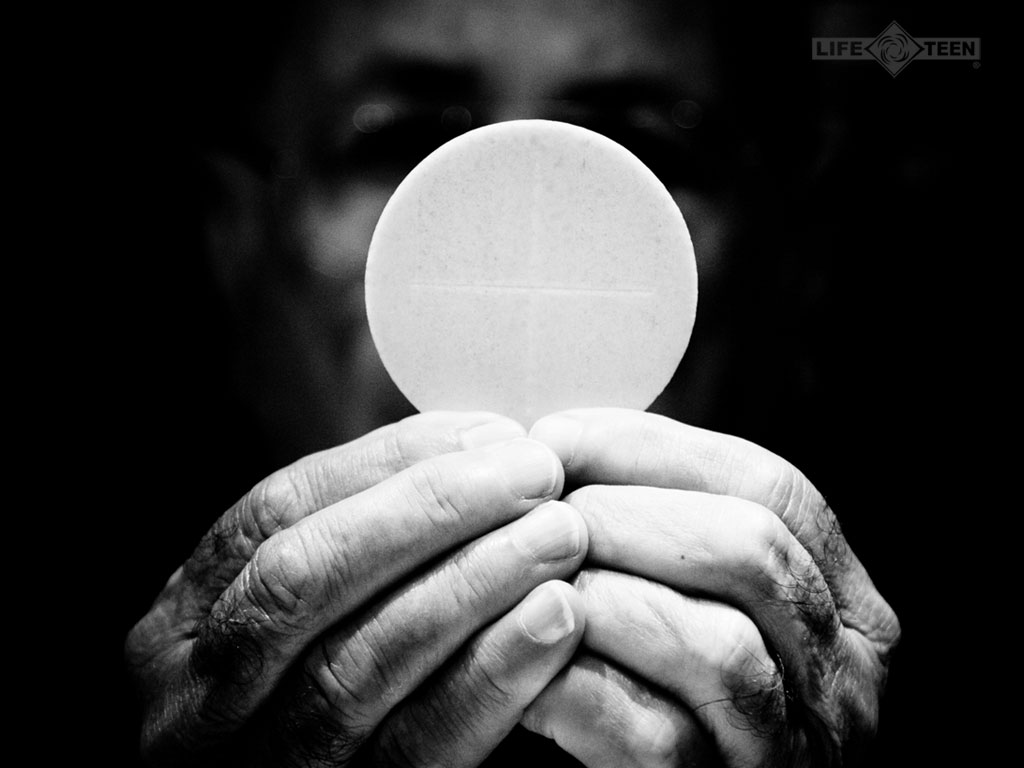 Image result for Holy Eucharist hands
